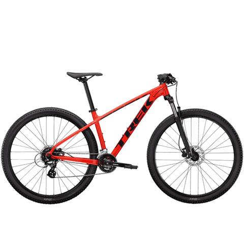 TREK Marlin 6, MSRP $819.99, 2021, RED/BLACK, ETA AUGUST<P>DEPOSIT $300