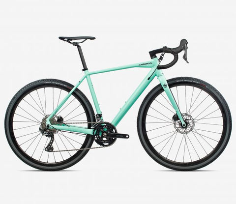 Orbea Terra H30, MSRP $3199.99, 2021, Light Green, ETA MAY-JUNE<P>Deposit $900