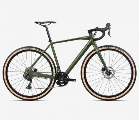 Orbea Terra H30, MSRP $3199.99, 2021, Military Green, ETA MAY-JUNE<P>Deposit $900