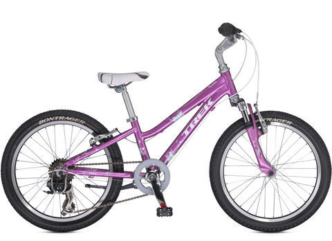 "USED GIRLS 20"" TREK MT60"