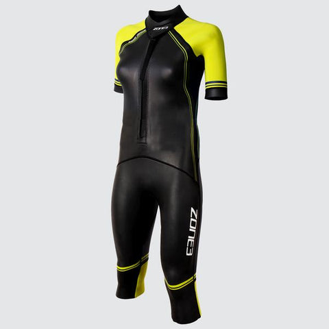 ZONE3 WOMAN'S  VERSA SWIM/RUN SUIT