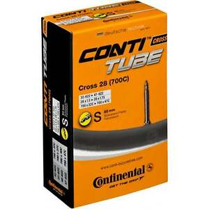 Conti Cross  28 (700c)  Presta 700 X 32-47c 60mm valve