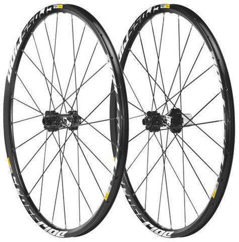 Mavic Crossride Disc MTB Wheelset