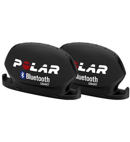 POLAR BLUE TOOTH SPEED AND CADENCE SENSOR