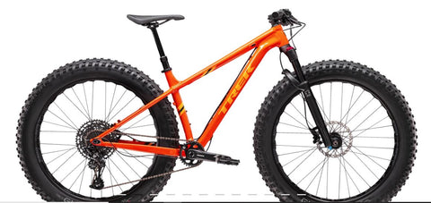 TREK Farley 7 2022, MSRP $3099, Roarange, STOCK ARRIVING FEB 21, 2022, DEPOSIT $1000