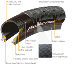 CONTI TRAIL KING PROTECTION APEX Tire