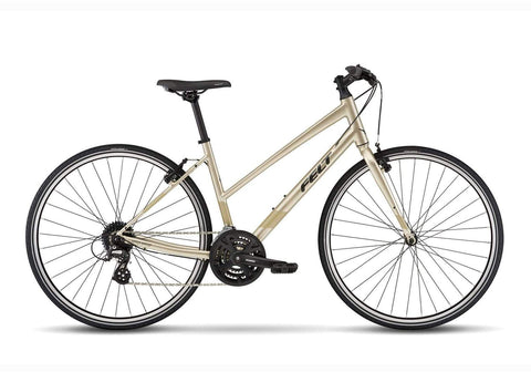 FELT Versa Speed 50, Mid-Step, MSRP $739.99, 2021, Champagne Pearl reflective, ETA Spring 2021<P>Get on the waitlist!