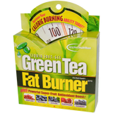 Applied Nutrition Green Tea Fat Burner Maximum Strength with 400 mg EGCG Fast-Acting 90 Liquid Soft-Gels (Pack of 2)