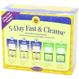 Nature's Secret 5-Day Fast & Cleanse 5-Part 5-Day Program