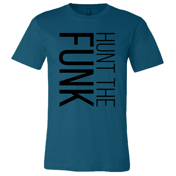 Funk Hunters Hunt the Funk Unisex T-shirt