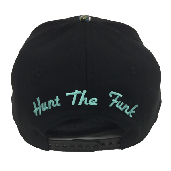 eb0afad617909 Paisley Grassroots Snapback Hat - The Funk Hunters