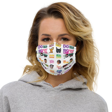 Twitch Fam Face Mask