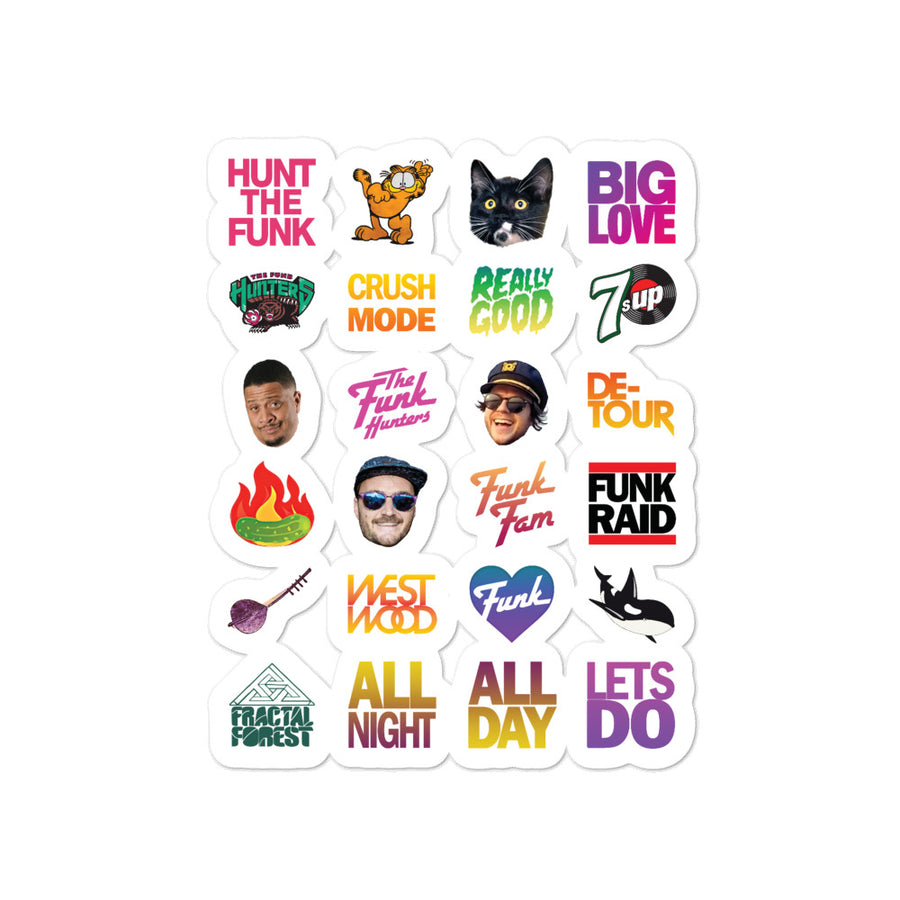 Twitch Fam Stickers