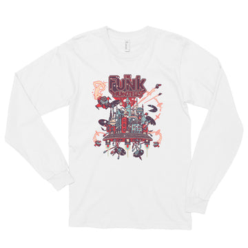 Soul City Long sleeve t-shirt