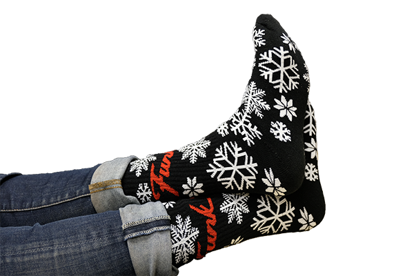 Funk Hunters Holiday Socks