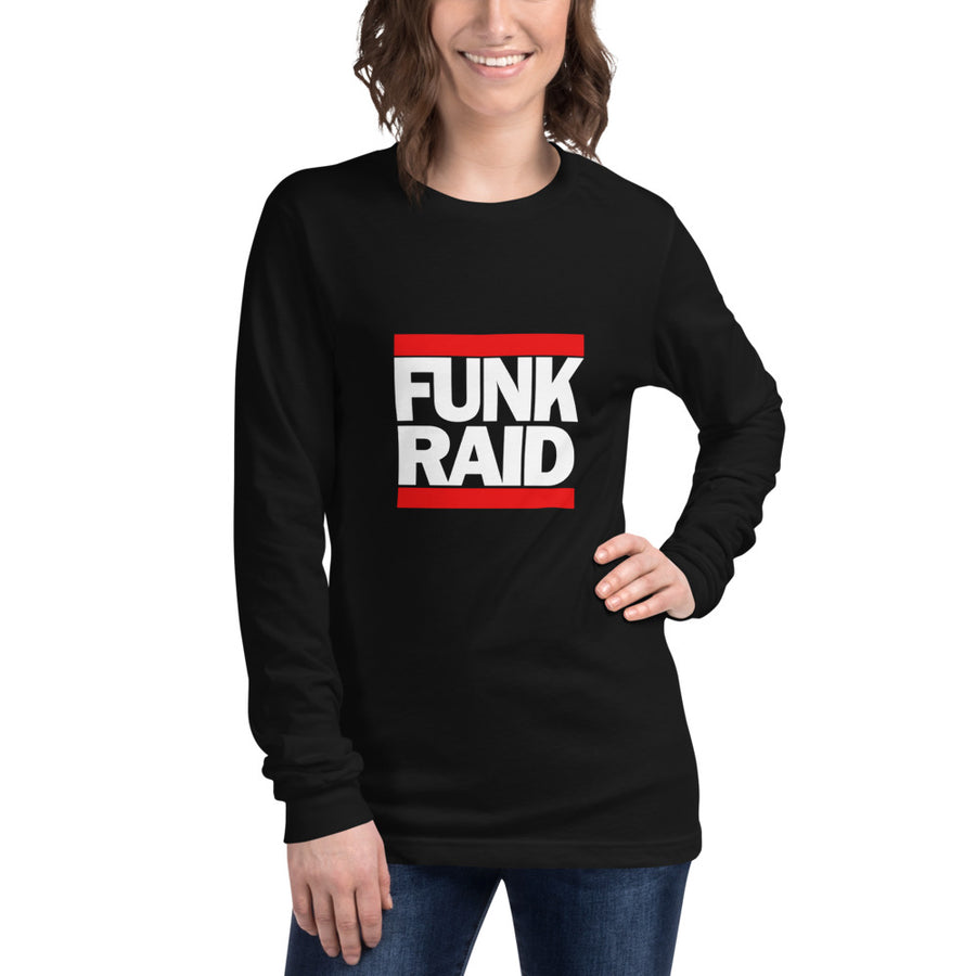 Funk Raid Long Sleeve Tee