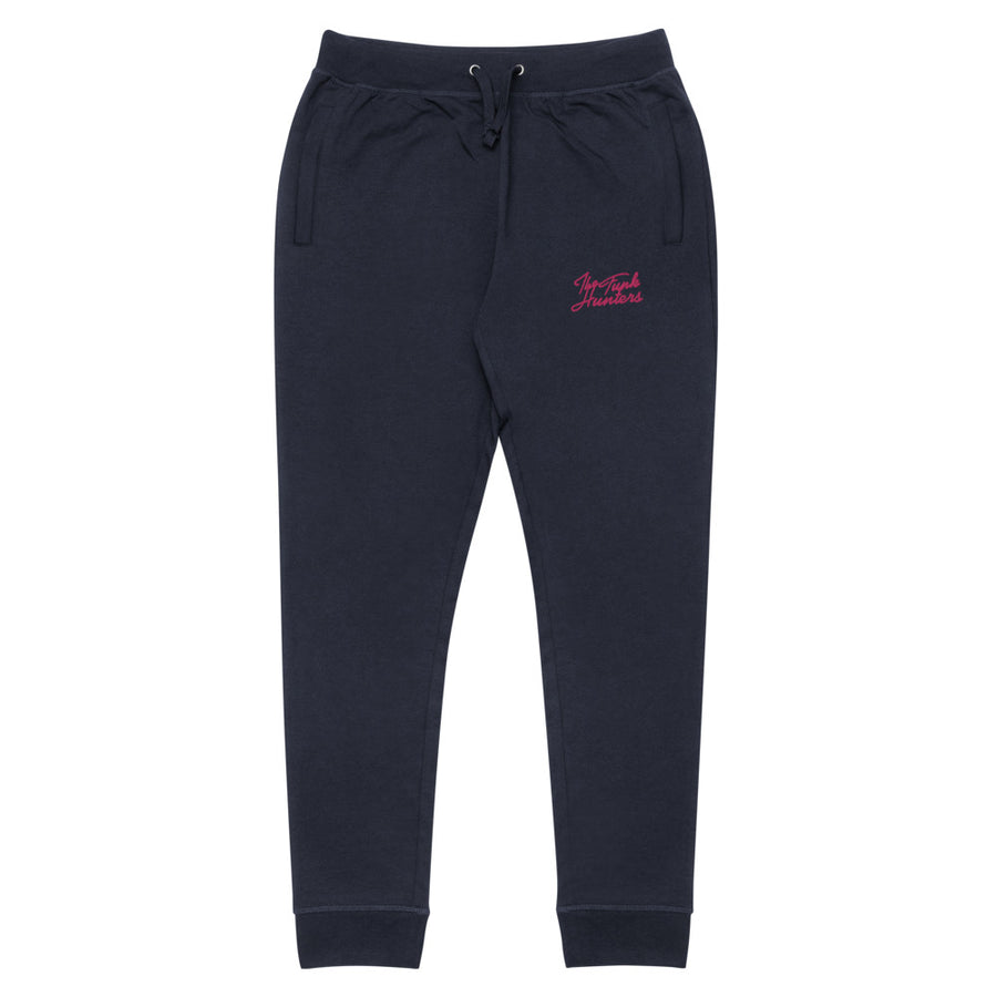 Embroidered Joggers