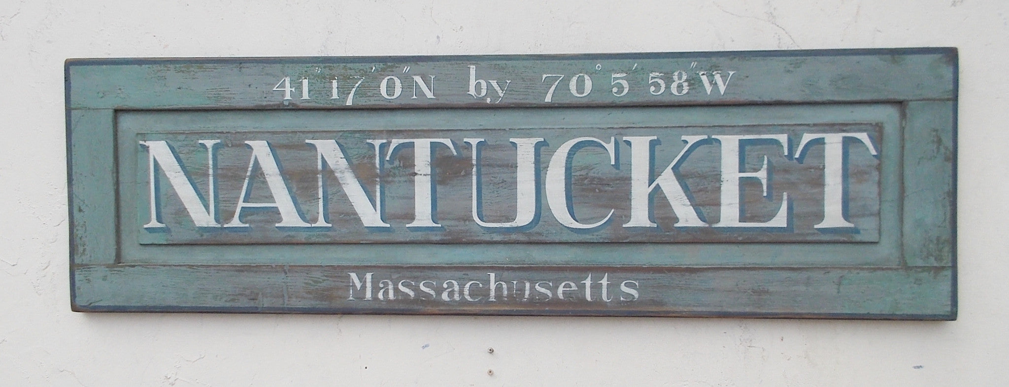 Nantucket Framed