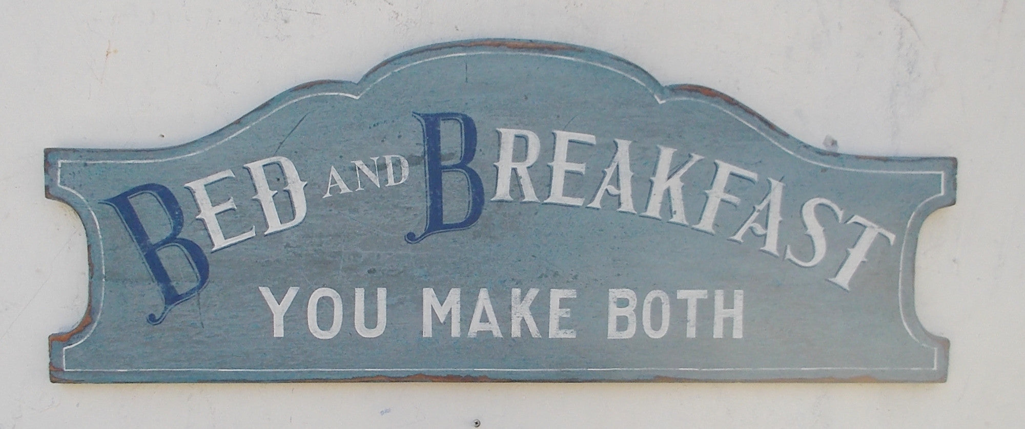 Bed and Breakfast (You Make Booth)