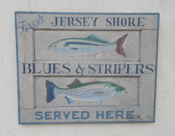 Jersey Shore Blues and Stripers