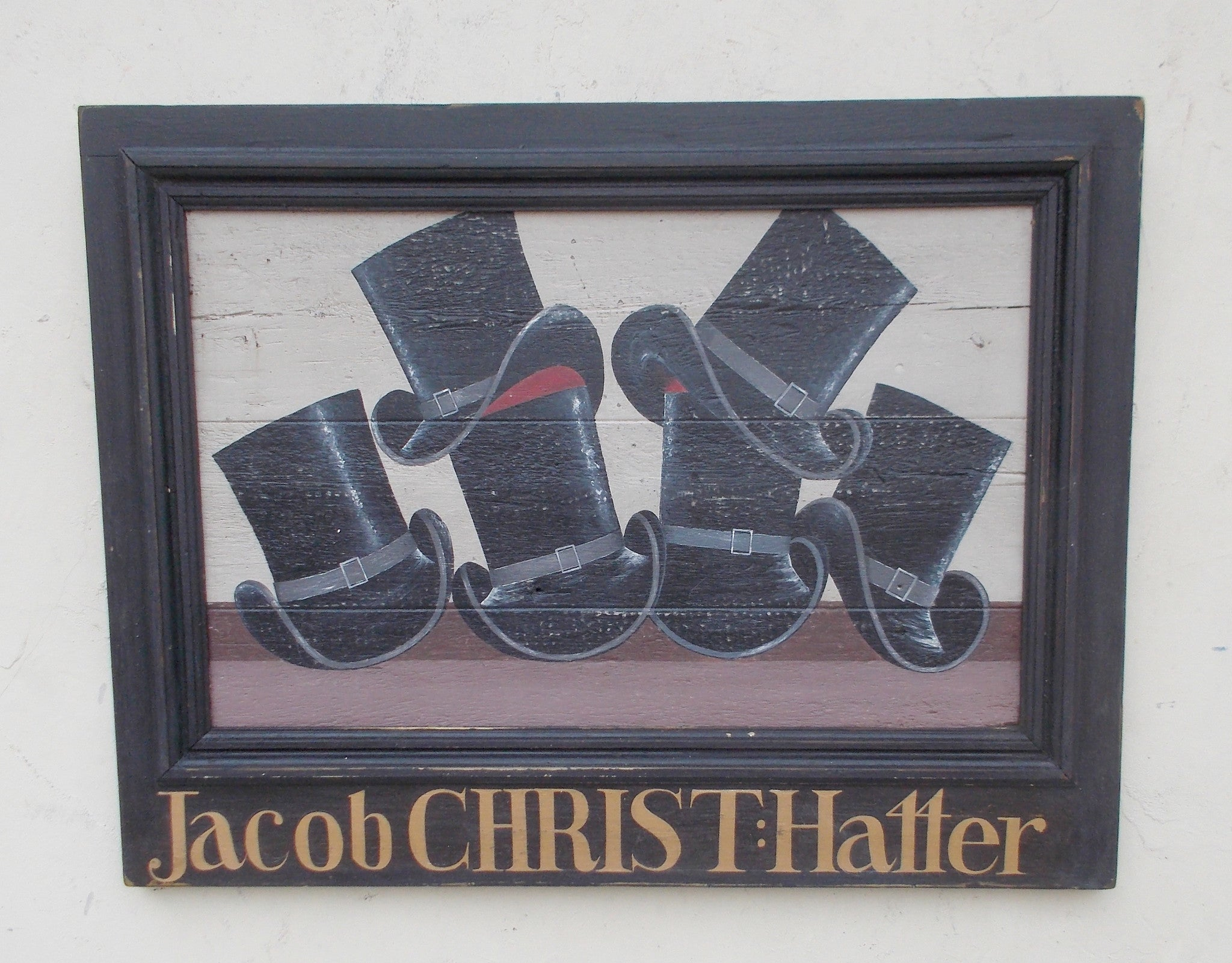 Jacob Christ:Hatter