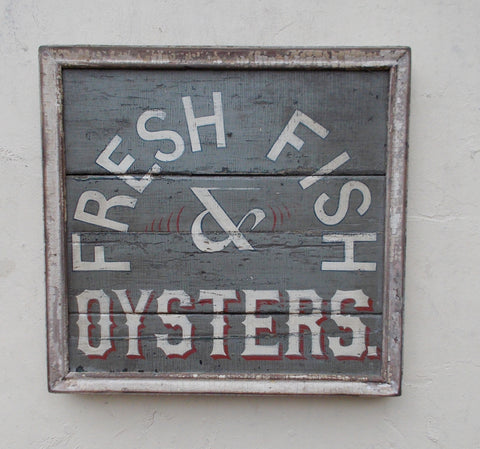 Fresh Fish & Oysters
