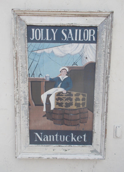 Jolly Sailor Pub Sign