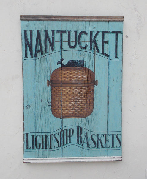 Nantucket Lightship Baskets