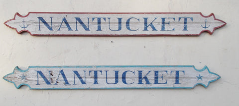 Nantucket Quarterboards