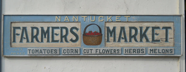 Nantucket Farmer's Market