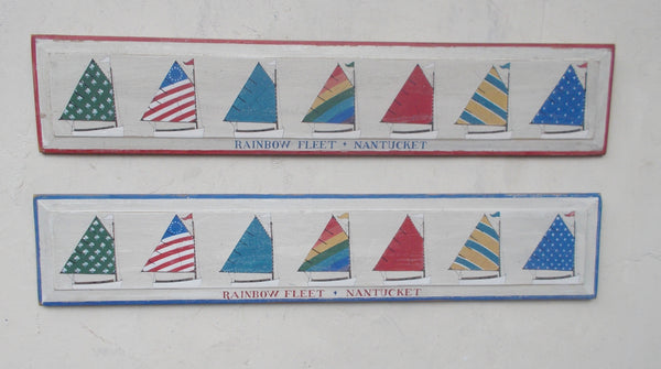 Rainbow Fleet Nantucket
