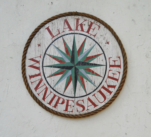 Lake Winnipesaukee Pendant