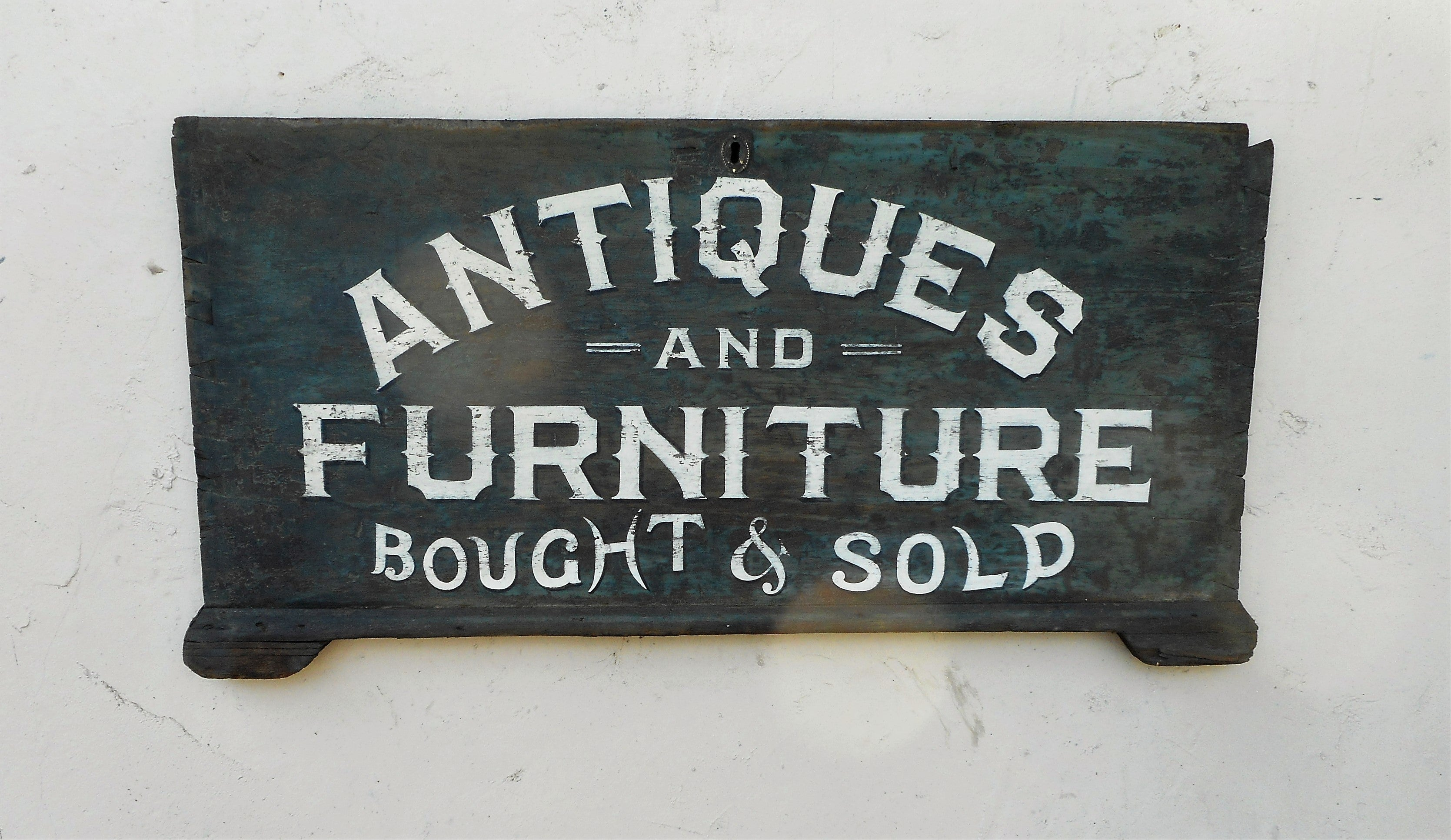 Antiques and Furniture Bought and Sold
