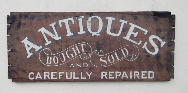 Antiques Repaired