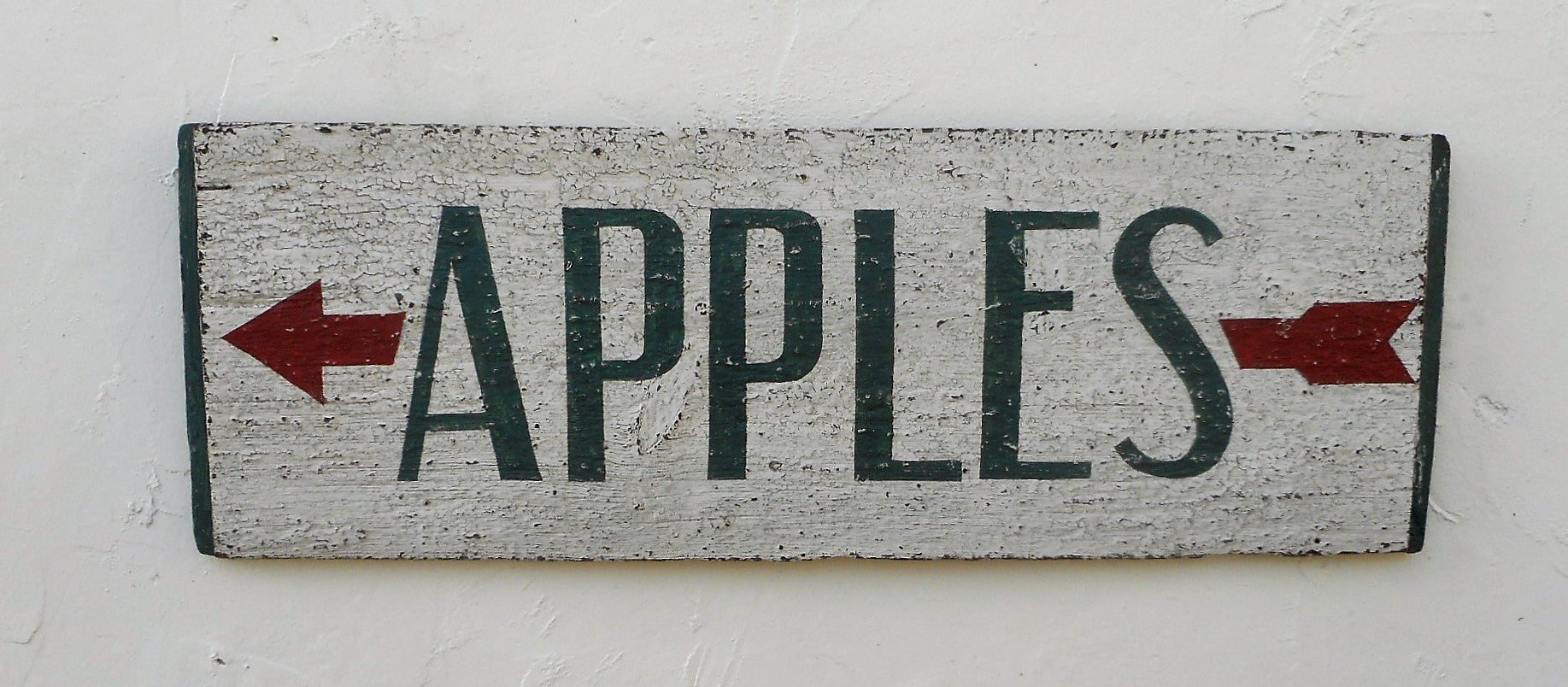Apples arrow