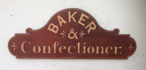 Baker & Confectioner