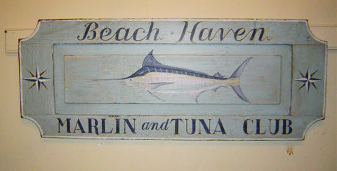 Beach Haven Marlin and Tuna Club