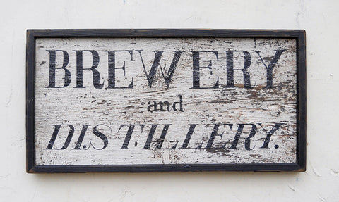 Brewery & Distillery