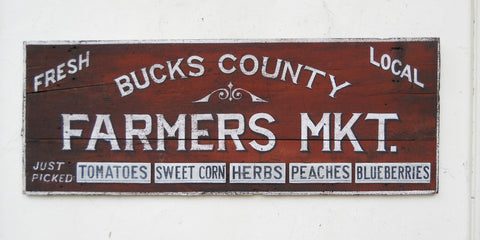 Bucks County Farmers Market