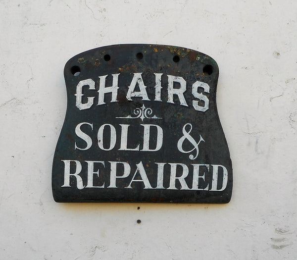 Chairs Sold & Repaired