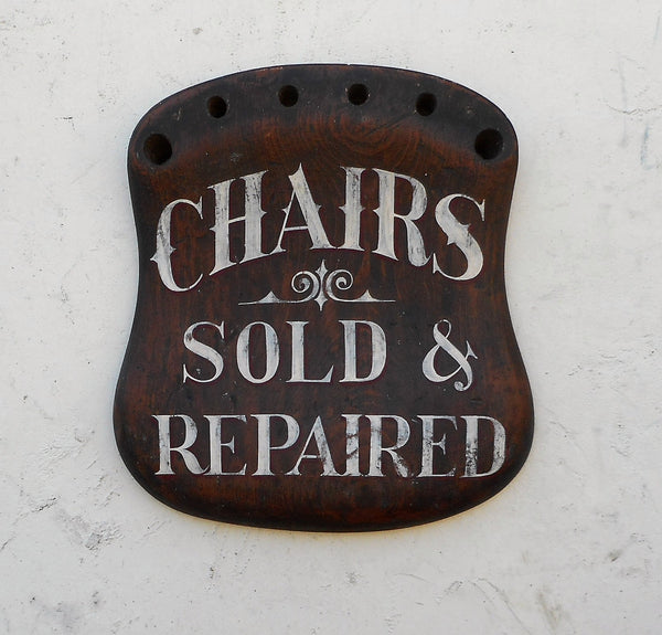 Chairs Sold and Repaired
