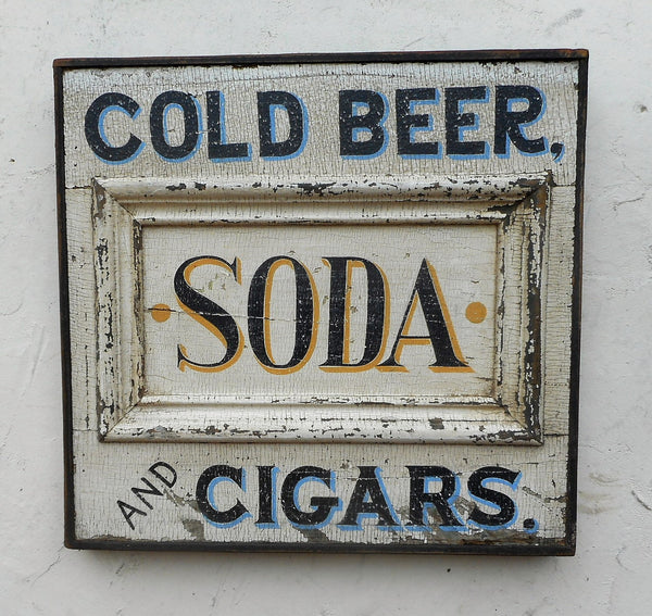Cold Beer- Soda- Cigars