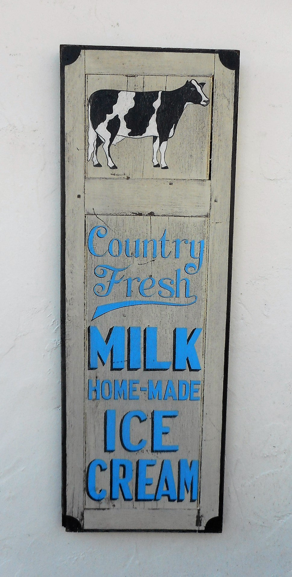 Country Fresh Milk-Ice Cream