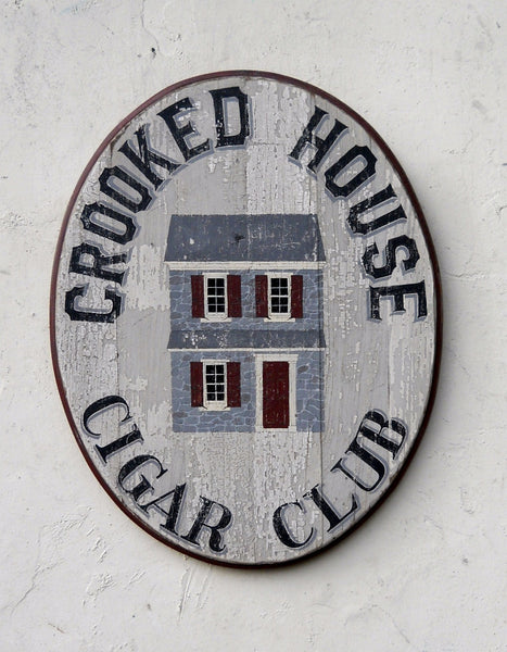 Crooked House Cigar Club