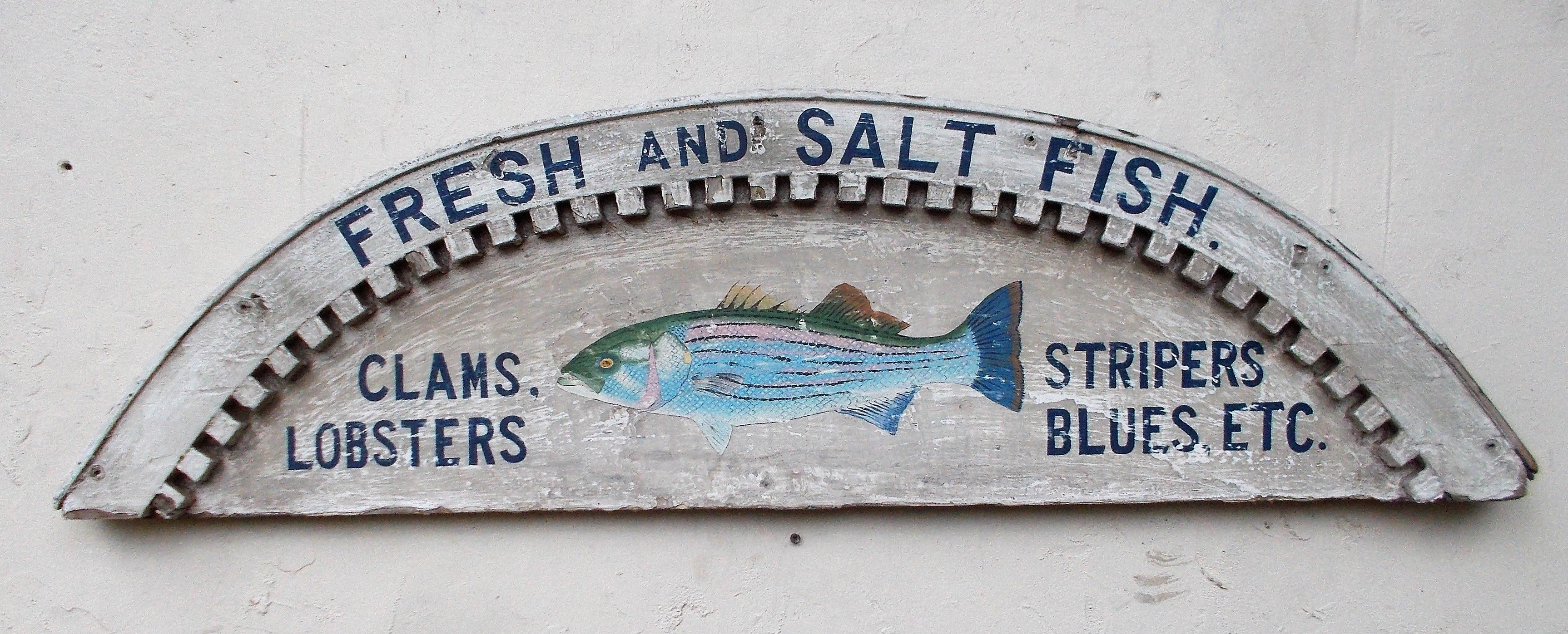 Fresh and Salt Fish