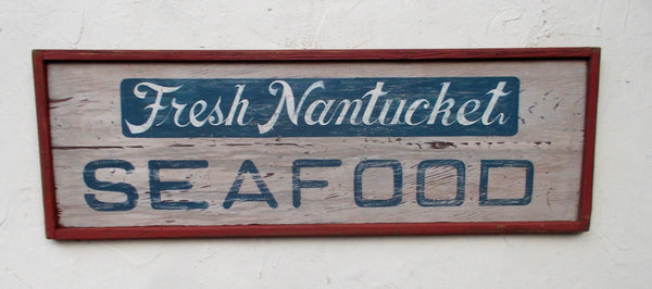 Fresh Nantucket Seafod