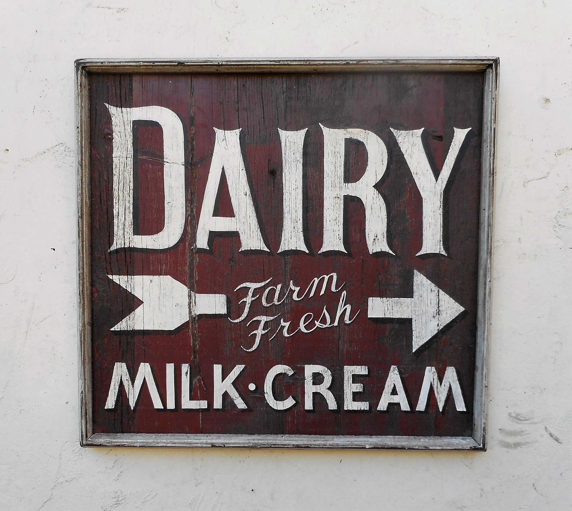 Dairy, Fresh Milk and Cream