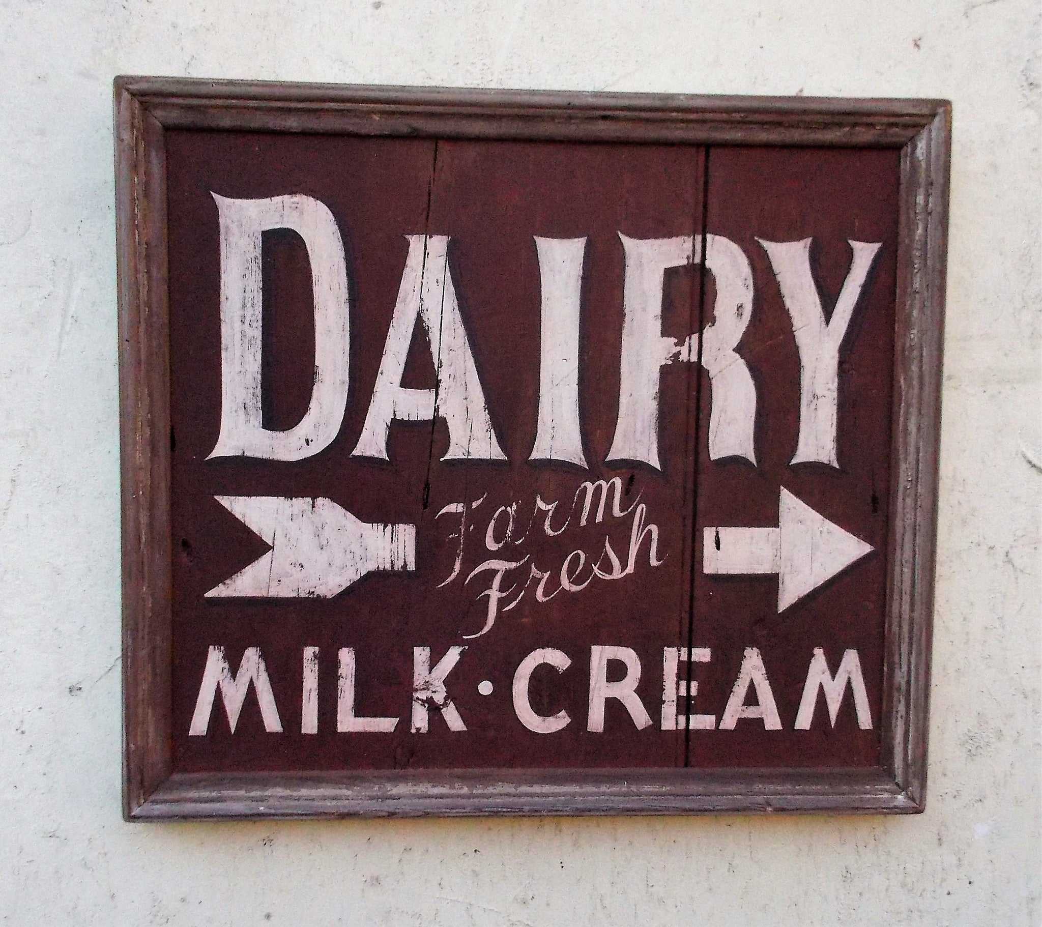 Dairy - Farm Fresh Milk