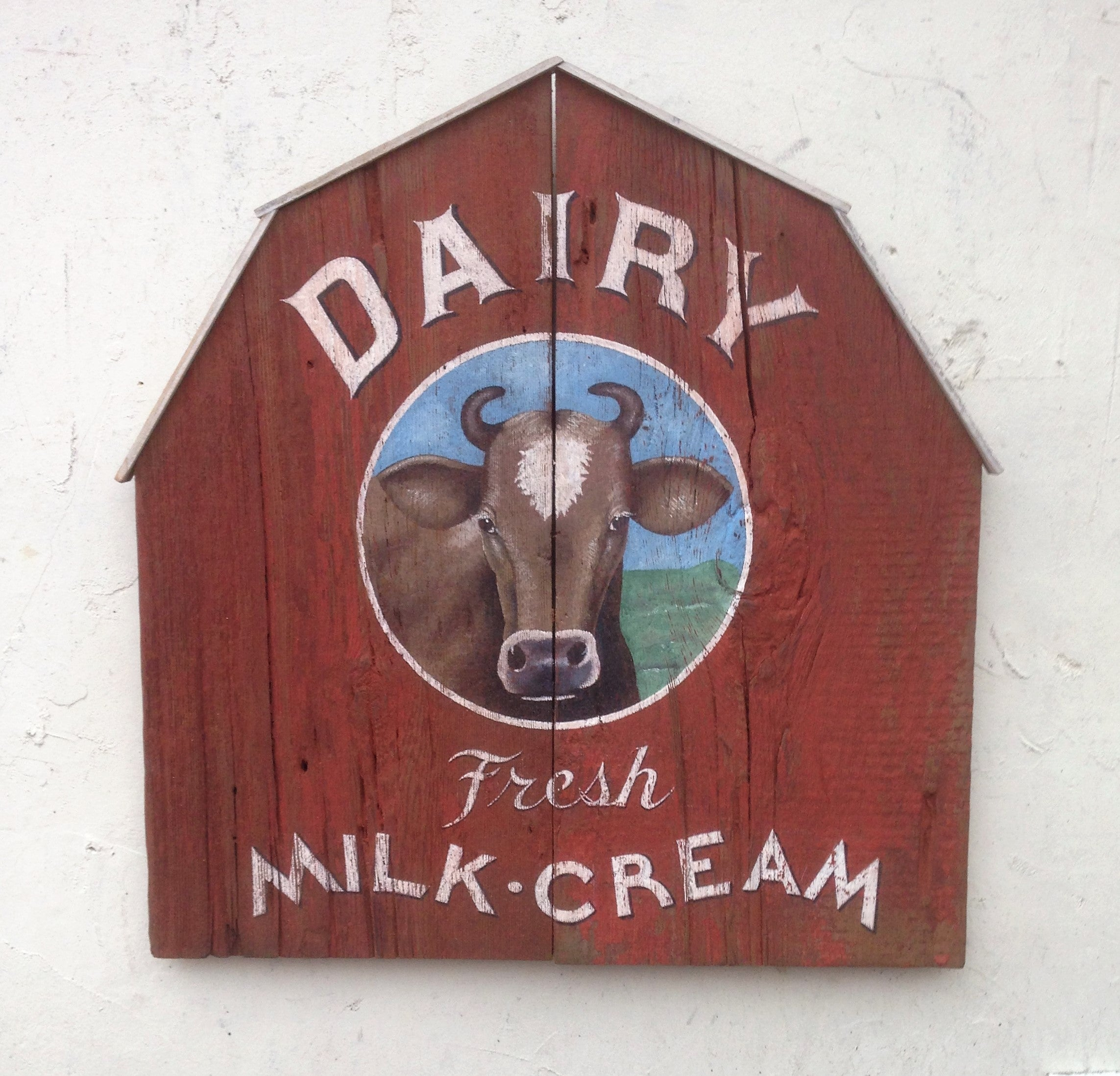 Dairy, Fresh Milk-Cream