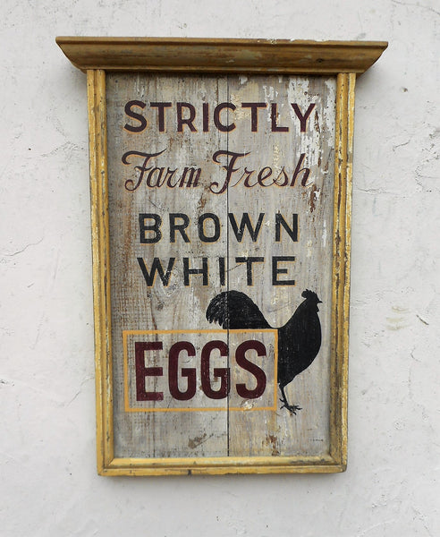 Strictly Farm Fresh Eggs